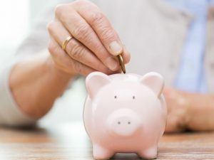 Pension savings auto enrolment